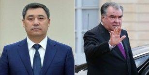 Kırgızistan Cumhurbaşkanı Caparov ile Tacikistan Cumhurbaşkanı Rahmon, Duşanbe'de bir araya gelecek