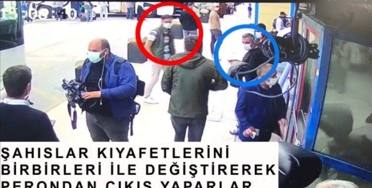İstanbul'da 5 kilogram ağırlığında patlayıcı ele geçirilmesine ilişkin yeni görüntüler ortaya çıktı