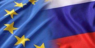AB, Avrupalı yetkililere giriş yasağı koyan Rusya'yı kınadı