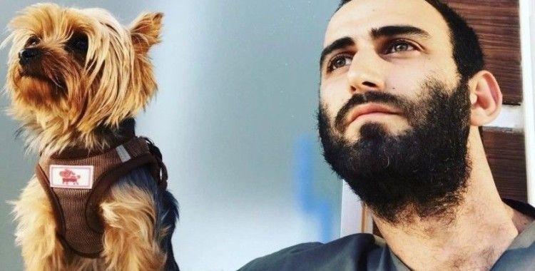 Siyasetçi Ufuk Uras'ın veteriner yeğenine maganda dayağı kamerada