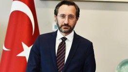 Cumhurbaşkanlığı İletişim Başkanı Altun, 1 Mayıs Emek ve Dayanışma Günü'nü kutladı