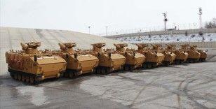 Türk Silahlı Kuvvetlerine 208 Kaplan, 136 da Pars tanksavar aracı
