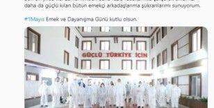"""Bakan Kasapoğlu'nun Sinop'a notu: """"Bu fotoğraf, bir fedakarlık öyküsüdür"""""""