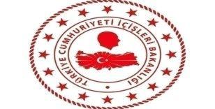 """İçişleri Bakanlığı 81 il valiliğine """"Seyahat İzin Belgesi"""" konulu ek genelge gönderdi"""