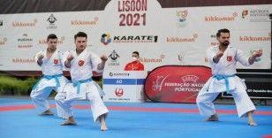 Erkek Kata Milli Takımı Lizbon'da finalde