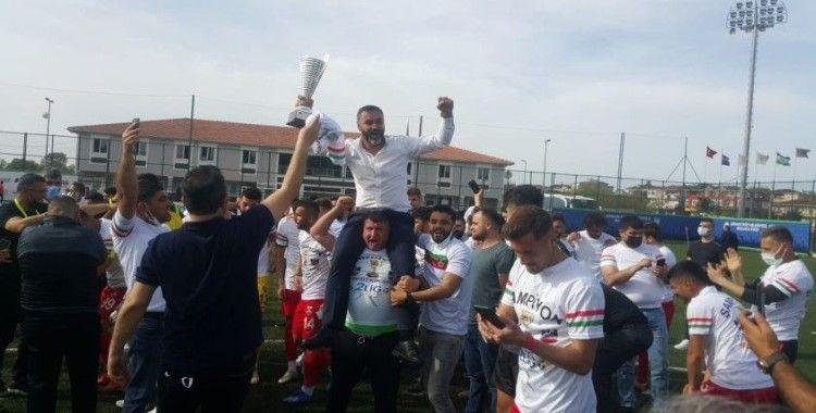 Diyarbekirspor şampiyon oldu
