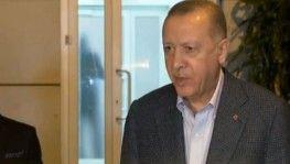 Cumhurbaşkanı Erdoğan'dan işçilerle yaptığı iftar sonrası açıklama