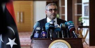 Halid el-Mişri, Hafter'in hiçbir otoriteyi tanımamasının planlanan seçimleri tehdit ettiğini belirtti