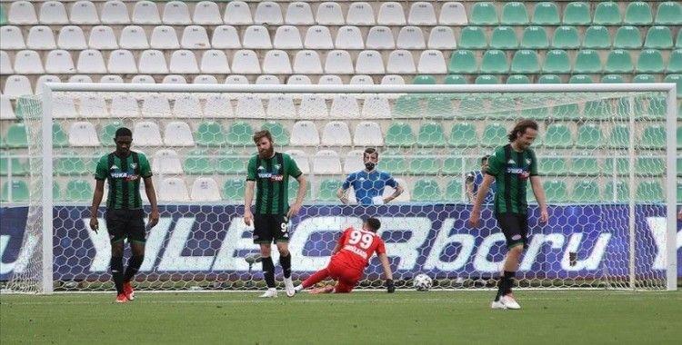 Denizlispor Süper Lig'den düştü