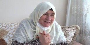 Cumhurbaşkanı Erdoğan'ın ziyaret ettiği 65 yaşındaki Mahruze Keleş: Dünyalar benim oldu