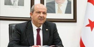 KKTC Cumhurbaşkanı Tatar'dan 'Anastasiadis küstah görmek istiyorsa aynaya bakmalı' yanıtı