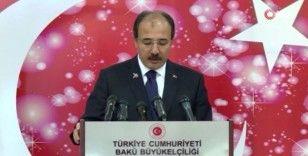 'Türkiye tereddütsüz Azerbaycan'ın yanında olmaya ve destek vermeye devam edecek'