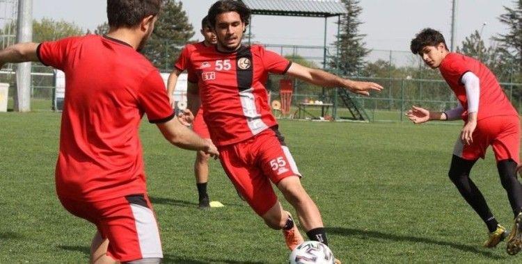 Eskişehirspor, Boluspor maçına hazırlanıyor
