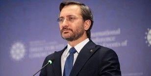 Altun'dan Demirtaş'ın ifadelerine ilişkin açıklama: Güvendiğiniz terör örgütleri siz hesap vermekten alıkoyamayacak