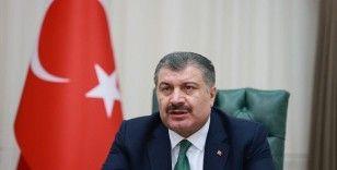 Sağlık Bakanı Fahrettin Koca: Muhtarlar yarından itibaren aşı olabilecek
