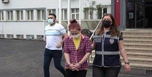 Bursa'da bagajdaki dehşetin zanlısı kız arkadaş çıktı