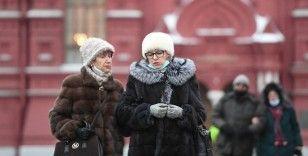 Rusya'da 26 Eylül'den beri en düşük vaka sayısı