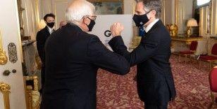 ABD Dışişleri Bakanı Blinken, AB Yüksek Temsilcisi Borell ile görüştü