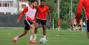 Hatayspor, Denizlispor maçının hazırlıklarını sürdürdü