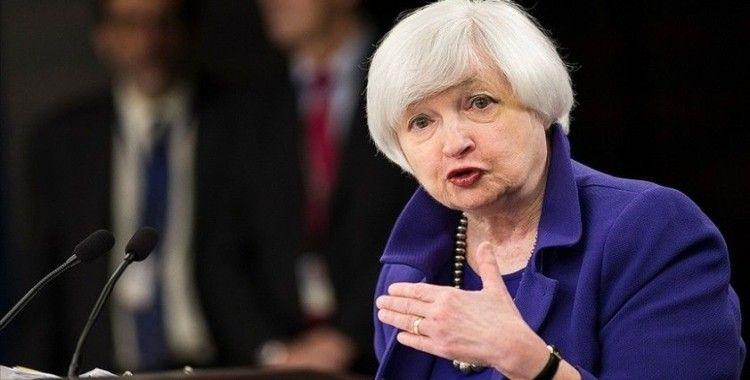 ABD Hazine Bakanı Yellen: Faiz oranlarının biraz artması gerekebilir