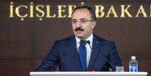 İçişleri Bakanlığı Sözcüsü Çataklı: Nisanda 11 milyon 463 bin 48 denetim gerçekleştirildi