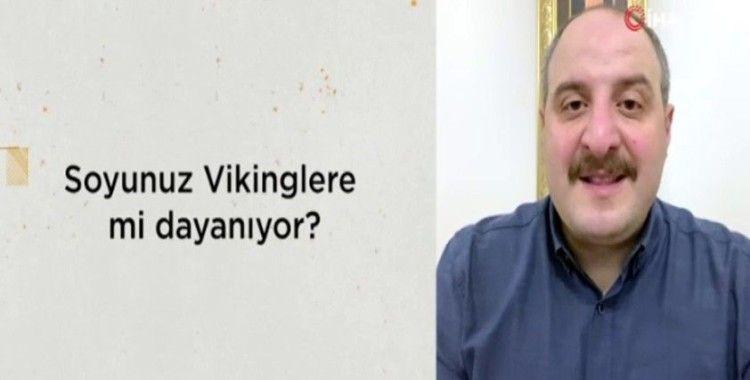 Bakan Varank cevapladı : Soyu vikinglere mi dayanıyor ?