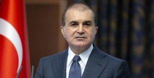 Ömer Çelik: 'Atılan bütün iftiralara rağmen Adana Demirspor iyi oynayarak bu başarıları elde ediyor'