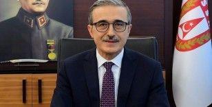 """Savunma Sanayii Başkanı Demir: """"BATU'nun ateşlemesi başarılı şekilde gerçekleşti"""""""