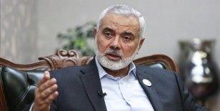 Hamas lideri Heniyye: Filistin halkı, Siyonistlerin Kudüs'te kargaşa yaratmasına izin vermeyecek