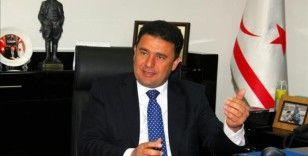 KKTC Başbakanı Saner: 'Kendimi izole ettim'