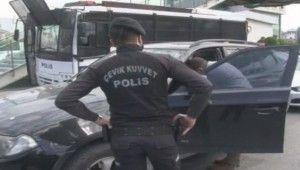 İstanbul'da denetimler sıklaştırıldı, çevik kuvvet de sahaya indi
