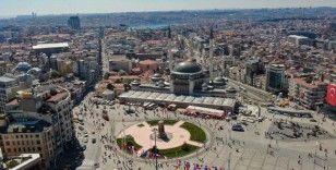 Taksim Camii'nin açılışı ertelendi