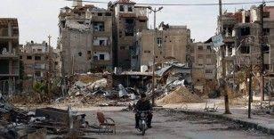 İsrail Lazkiye'yi vurdu: 1 ölü, 6 yaralı