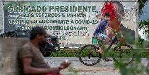 Brezilya'da Bolsonaro hükümetine Kovid-19 soruşturması: 'Bilimsel kanıt olmadan körü körüne klorokin dayattı'