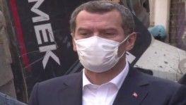 Zeytinburnu Belediye Başkanı Arısoy, Normalde pazar kurulacaktı