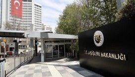 Dışişleri Bakanlığı: Türkiye ve Mısır arasındaki görüşmeler samimi havada ve kapsamlı içerikte gerçekleştirildi