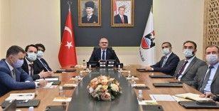 Diyarbakır'ın fethinin 1382. yıl dönümünde yapılacak etkinlikler masaya yatırıldı