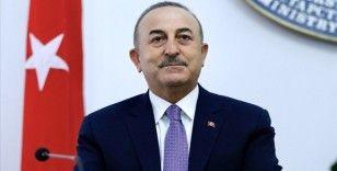 Dışişleri Bakanı Çavuşoğlu: Mısır'la önümüzdeki süreçte görüşmeler devam edecek
