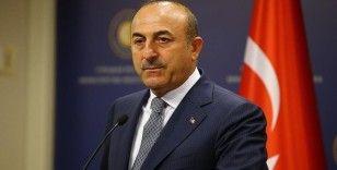 Dışişleri Bakanı Çavuşoğlu, Hristiyan Demokrat Parti Genel Başkanı Laschet ile görüştü