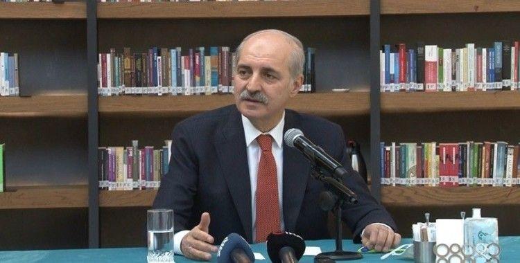 AK Parti Genel Başkanvekili Kurtulmuş: 'Siyonist katil İsrail, Mescid-i Aksa'yı derhal terk etmeli'