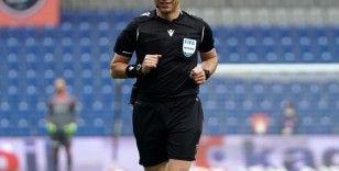 Sivasspor-Başakşehir maçını Ali Palabıyık yönetecek