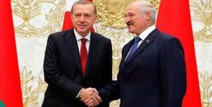 Cumhurbaşkanı Erdoğan, Belaruslu mevkidaşı Lukaşenko ile telefonda görüştü