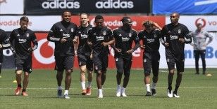 Beşiktaş'ın Galatasaray maçı kamp kadrosu belli oldu
