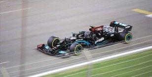 Formula 1 İspanya Grand Prix'sinde pole pozisyonu Hamilton'ın