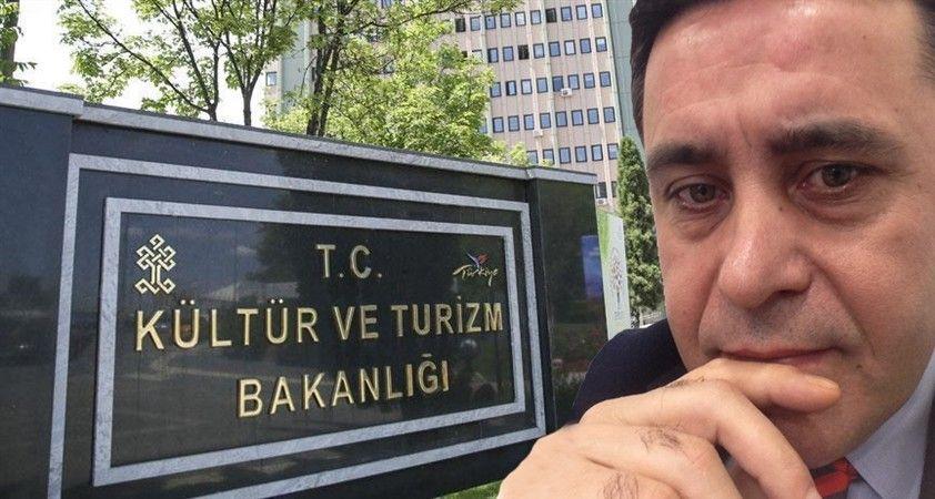 Kültür Bakanı, durma; 'Türbede El Genelgesi' çıkart..!
