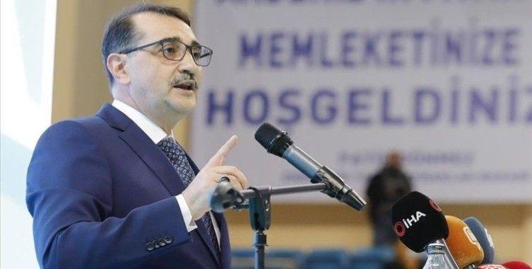 Bakan Dönmez, 'Türkiye'nin lityumu 100 puanla sınavı geçti'