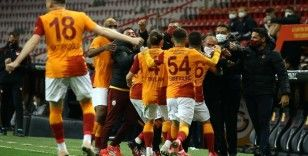 Süper Lig: Galatasaray: 3 - Beşiktaş: 1 (Maç sonucu)