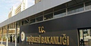 Dışişleri Bakanlığından Kabil'de meydana gelen terör saldırısına kınama