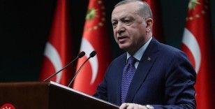 Cumhurbaşkanı Erdoğan: İsrail'in ilk kıblemiz Mescid-i Aksa'ya yönelik menfur saldırılarını şiddetle kınıyoruz