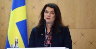 İsveç Dışişleri Bakanı Linde: Kudüs'teki son şiddet olaylarından endişeleniyoruz